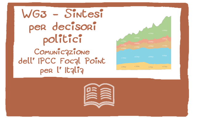 Comunicazione dell'IPCC Focal Point per l'Italia